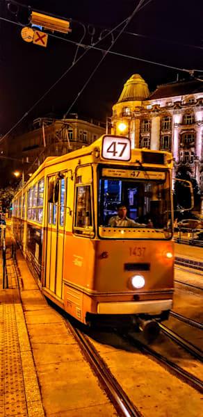On The Go In Budapest Photography Art | Photoissimo - Fine Art Photography
