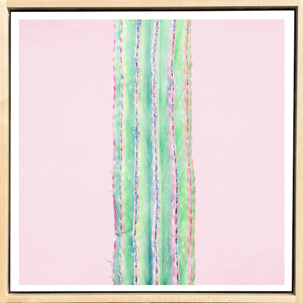 Tropical Plant Pastels #6 Limited Edition Print