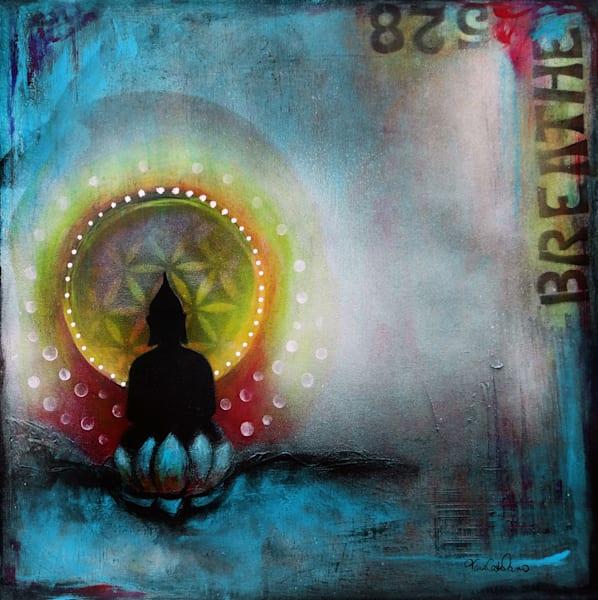 Breathe 528 Art | Tara Catalano Studios