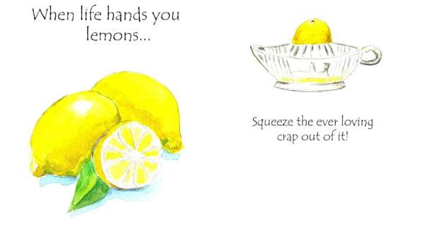 Lemons | KnottJust Art