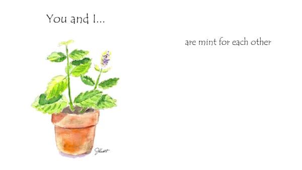 Mint | KnottJust Art
