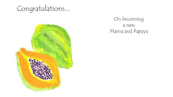 Papaya | KnottJust Art