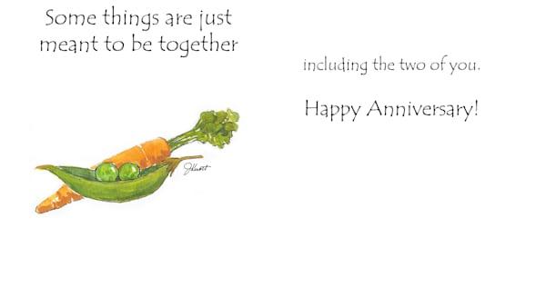 Peas & Carrots   KnottJust Art