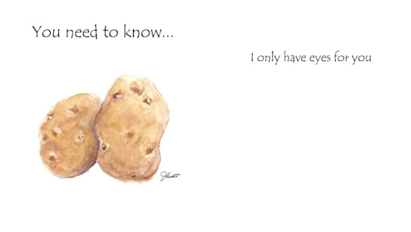 Potatoes | KnottJust Art