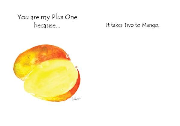 Mango | KnottJust Art