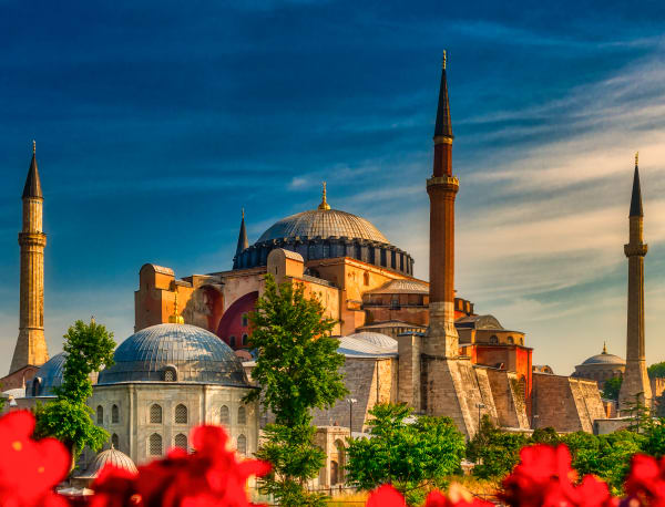 Hagia Sophia   Istanbul Photography Art   Rick Vyrostko Photography
