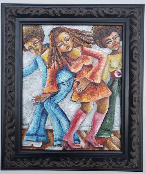 Dance Floor Art   Toshfomby