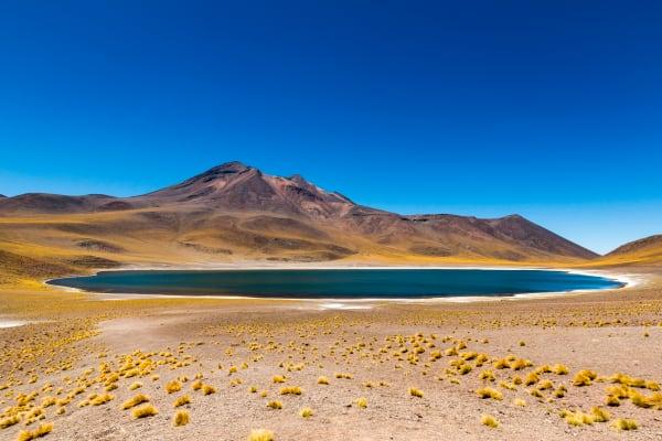 Atacama High Desert Lake Photography Art | Rick Vyrostko Photography