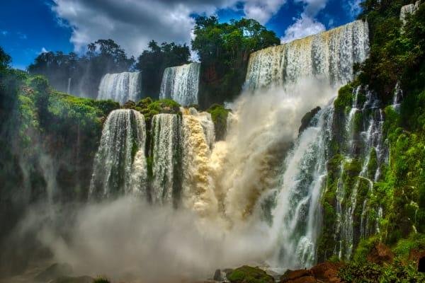Iguazu Falls, Argentina Photography Art | Rick Vyrostko Photography