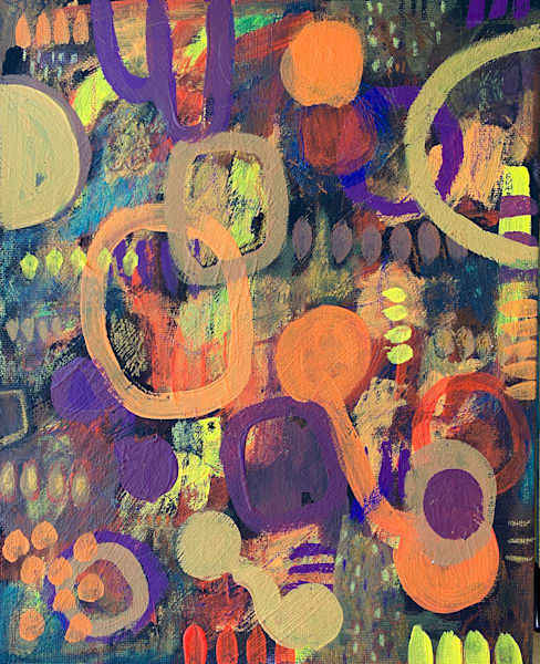 When I Fall Art | Abstraction Gallery by Brenden