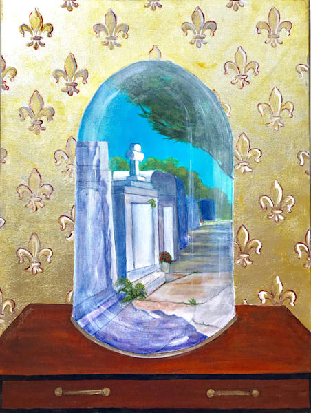 Preservation #4 Art | New Orleans Art Center