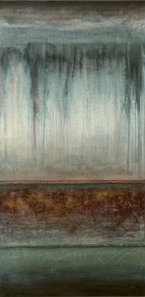 Glacier  (Original) Art | Laurie Fields Studio