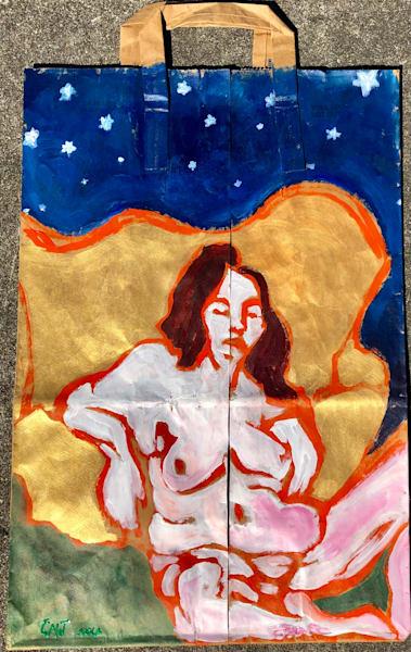 Moon Blanket Art | New Orleans Art Center
