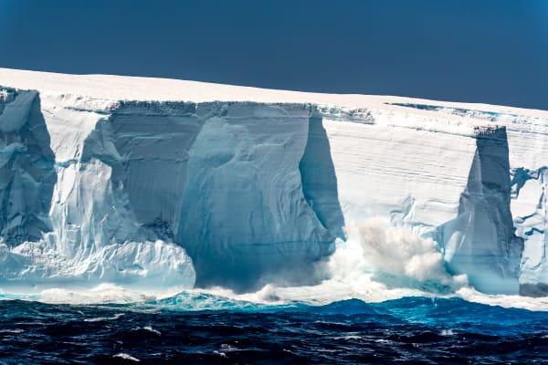 The First Iceberg Photography Art | Rick Vyrostko Photography