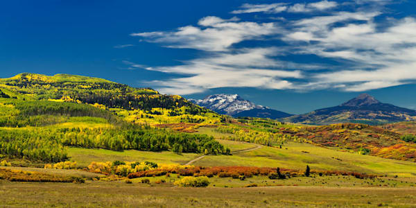 """""""Colorado Byways"""" fine art photo by Fred Neveu."""