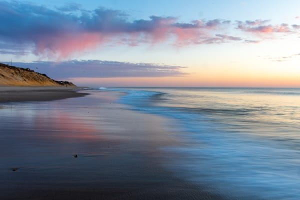 Cotton Candy Sunrise Photography Art | The Colors of Chatham