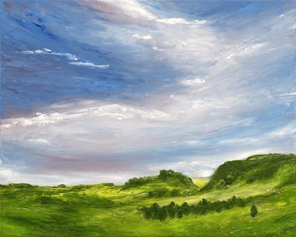 Breath Of Skye • Original Art | Kate Wilson Fine Art