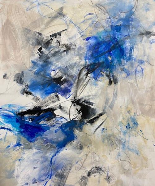 The Blues Art   Adrienne Watts Art