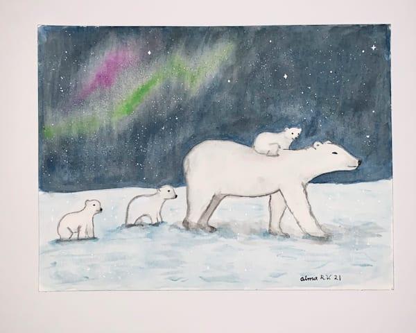 Mama Bear Art   Alma Ruiz Velasco