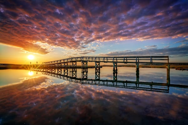 Across the Bridge | Shop Photography by Rick Berk