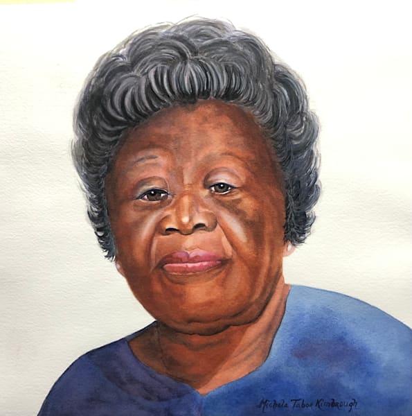 Ms. Ida Mae Cotton Ii Art | Michele Tabor Kimbrough