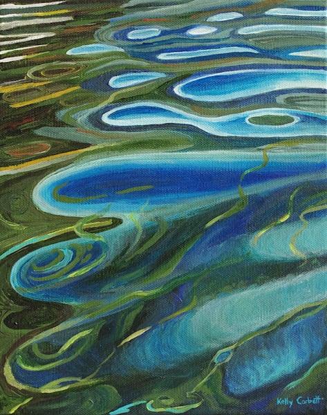 12. Liquid   60% Off Art   Kelly Corbett Artist
