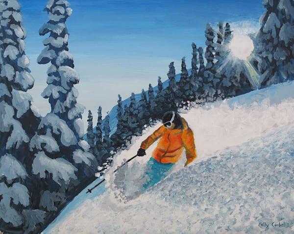 13. Alpine Study #2   60% Off Art   Kelly Corbett Artist