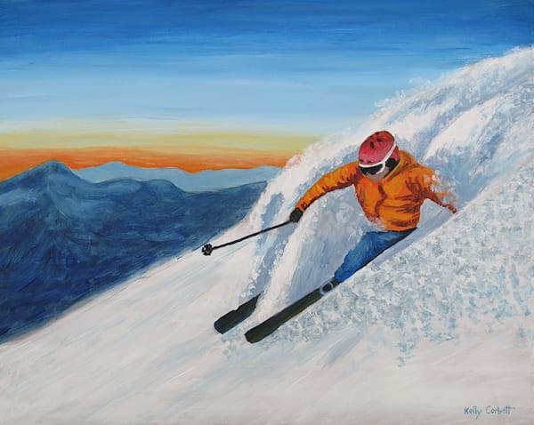 14. Alpine Study #1   60% Off Art   Kelly Corbett Artist
