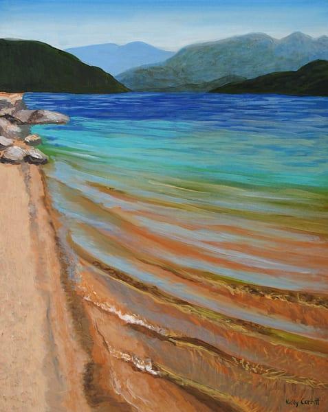 15. West Coast Study #4   60% Off Art   Kelly Corbett Artist