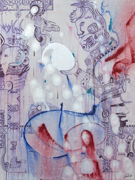 Convergence Art   Justin Hammer Art