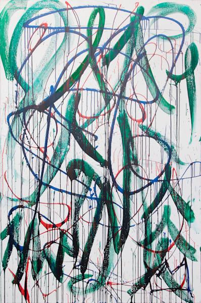 Flow Art | Justin Hammer Art