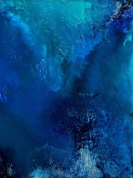 Mother Ocean 1  L Art | Rhona LK Schonwald
