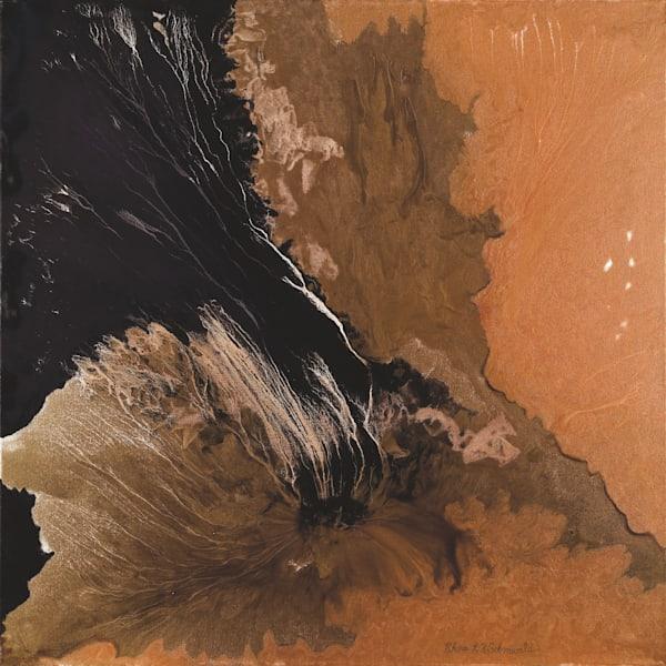 Golden Canyon 2 L Art | Rhona LK Schonwald