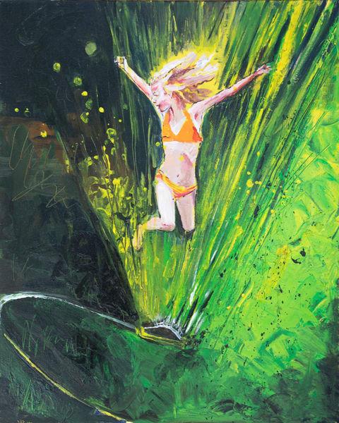 Mermaid, Unbound Art | jillalthousewood