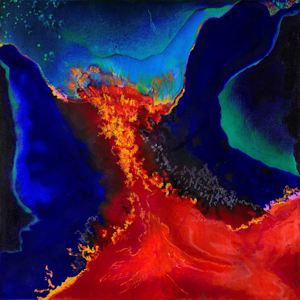 Edge Of Glory  L Art | Rhona LK Schonwald