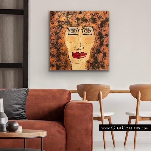 Cassidy Limited Edition Gallery Wrap Art | Gigi Collins Art