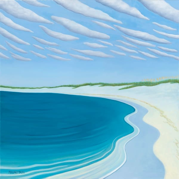 """""""To The Point"""" Oil On Linen Art   Margaret Biggs Fine Art"""