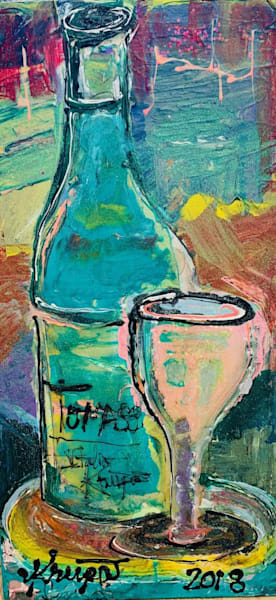 Friday Is Here Art | STACIE KRUPA FINE ART - THE COLLECTION