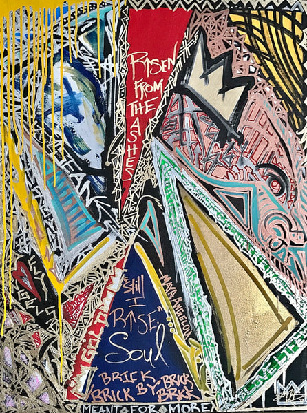 Meant For More Art | Justin Hammer Art