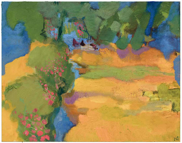 Narcissus Brings Her Kids Art | Fountainhead Gallery
