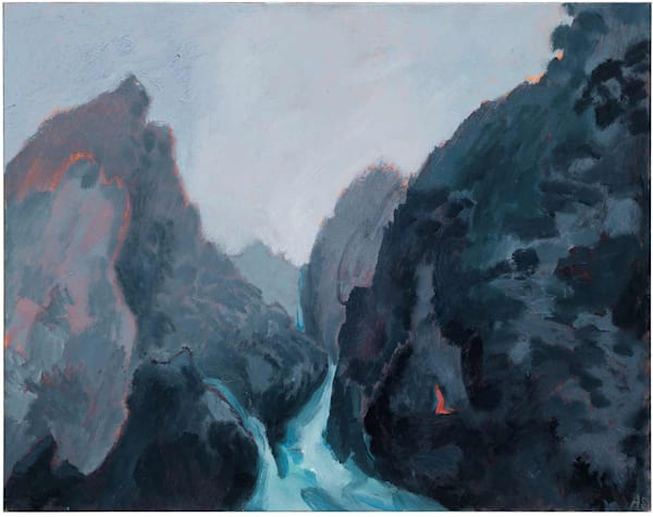 Philosopher Looks To Cross Art | Fountainhead Gallery