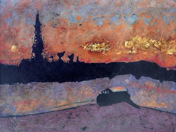 Pont D'alma Paris Art | jillalthousewood