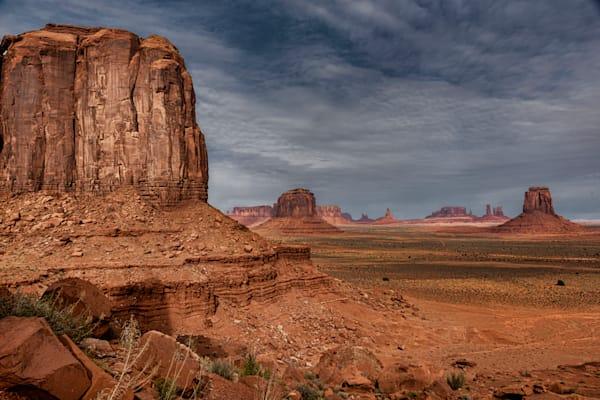 Artist Point, Monument Valley   Arizona Photography Art | Kendall Photography & Fine Art