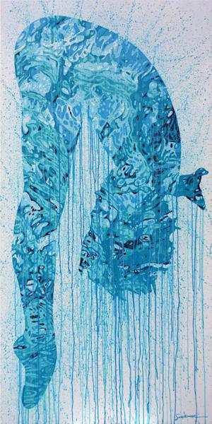 Luccio Original Painting Art | juliesiracusa