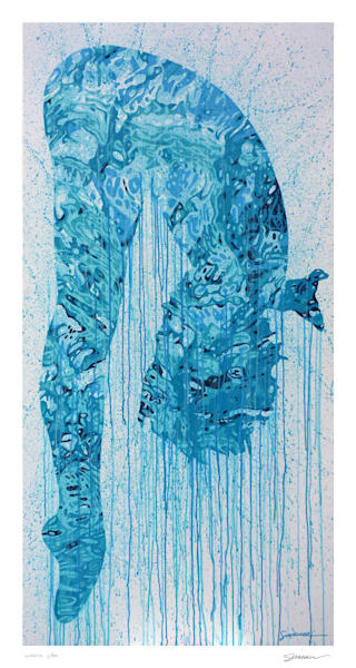 Luccio Limited Edition Print Art | juliesiracusa
