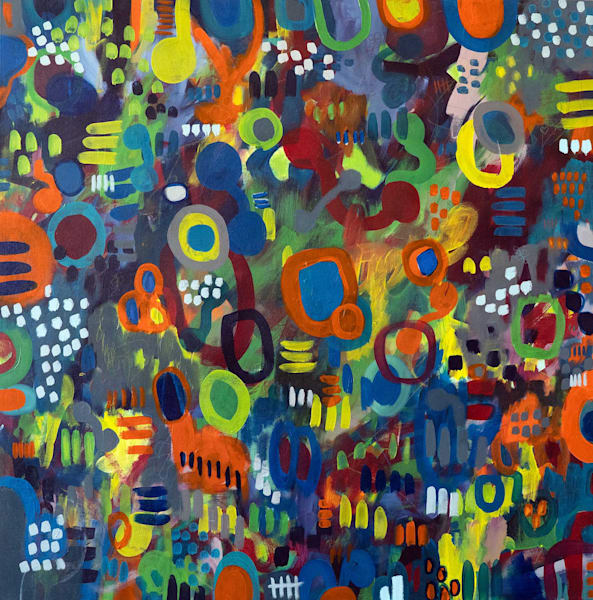 With Brand New Eyes Art | Abstraction Gallery by Brenden