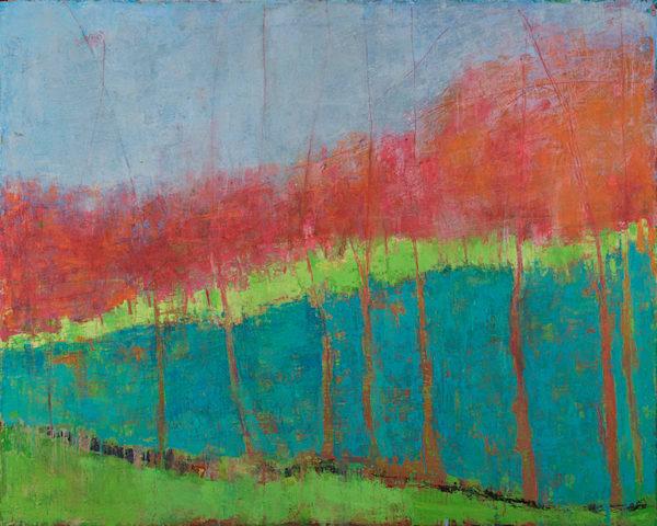 Road To Nowhere Art | Andrea kelly Fine Arts