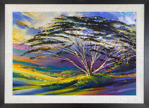 Acacial Hillside Art | Michael Mckee Gallery Inc.