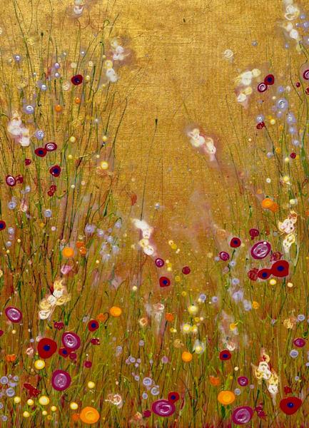 All That Glitters Is Gold Art | Heitmann Art