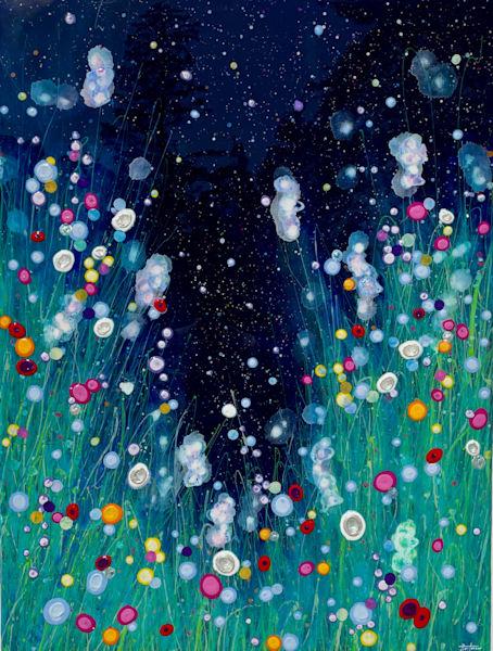 Voice In The Night Garden Art | Heitmann Art